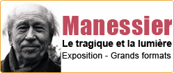 Exposition Manessier - Le tragique et la lumière