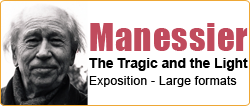 Exposition Manessier - The Tragic and The Light